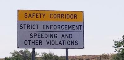 Clinton Traffic Violation